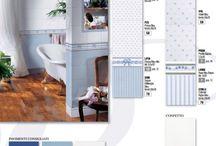 koupelna modra