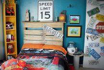 Home: boys room