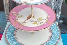 Tableware china I love