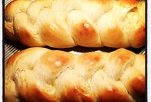 Bountiful Breads, Rolls & Muffins / I enjoy making breads and muffins but one thing I'm still learning is to make homemade rolls. I don't want to purchase rolls or pop them out of a can. I hope some of these recipes I've pinned will help me achieve that.