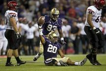 Husky football / by Seattle Times
