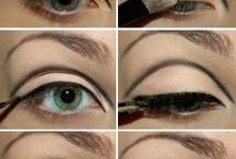make up 70's