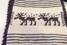 strikket interiør