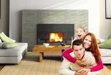 Foyer Lambert / Lambert chimney services can handle all your chimney and masonry needs.