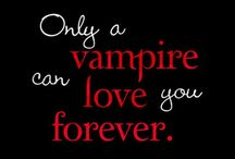 My Darkness / My infatuation with Vampires... My fantasy creatures  / by Tania Landeros