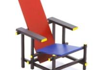 Coleção: Miniaturas de cadeiras