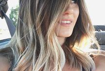 Καλοκαιρινά μαλλιά
