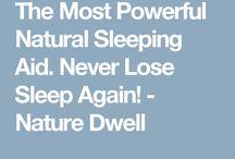 sleeping aid