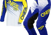 2018 Oneal Motocross Kit - Enjoy the Ride! / In 1966 the sport of Motocross was introduced to America when a European MX Champion raced against the top American TT riders in the foothills of Simi Valley, California. This world famous event showed the young Americans what was possible in the dirt on two wheels. As the new-found sport of Motocross exploded in the US, so too did that of ONeal.