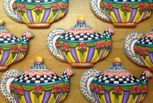Cookie Creations / by Jacqueline Spinks