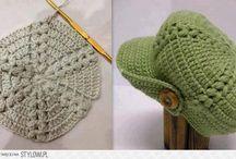 czapki szaliki