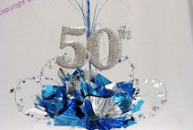 50th Class Reunion Ideas / by Terrie Coffey