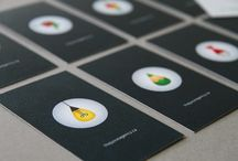Stationary/Business Cards / by Amy Rees