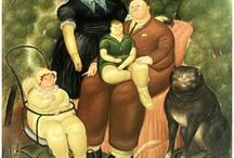 Familia 3: Familia y pintura (maternidad y retratos de familia)