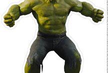 hombre verde hol