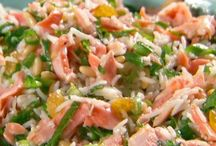 Salads / Salad recipes / by Beth Harrell