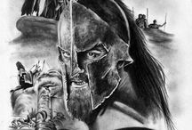 spartan wariors