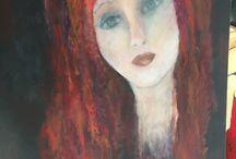 Art / Painting acrylic