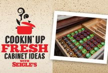 Cookin' Up Cabinet Ideas with Seigle's series!