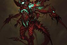 Monster&Demons