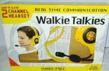 Walkie Talkies / Headsets / Spy Gear