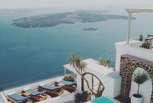 WANT TO GO: SANTORINI