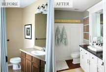 HOME | Bathroom / by Jamie Carter