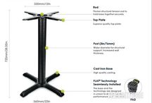 Commercial Table Base