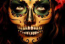 Halloween, dia de los muertos
