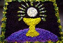 Blumenteppiche