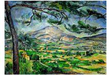Art, Cezanne, Paul / by Brenda Davis