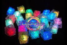 LED Ice Cubes / LED4Fun® | LED Products & LED Party Supplies Shop for awesome LED products online! LED party supplies, LED accessories, LED toys, LED ice cubes... All in LED4Fun! Let's enjoy the light! www.iLED4Fun.com