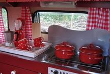 Vintage Camper Decor / by Linda H