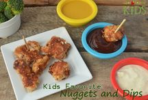 Kid Approved Foods