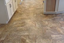 Luxury Vinyl Tile / Luxury Vinyl Tile Flooring Photos