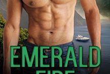 Emerald Fire - July 2016 / Jewel Intrigue Series, #2
