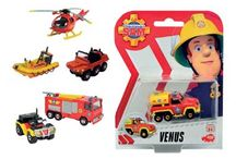 WLW - Fireman Sam toys - Brandweerman Sam speelgoed
