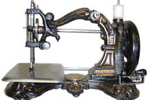 Old sewing Machines♡