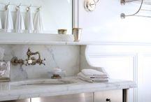 Powder bath / Bathroom