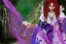 Ispirati dal romanzo La Gemma di Miw di M.Battistelli / Fantasy