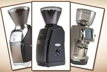 Baratza Coffee Grinders / Reviews of the best Baratza coffee grinders, as well as getting to know the company who builds them a bit better.