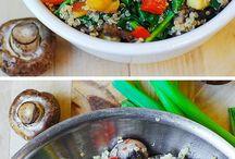 Quinoa and rice / by Heidi Hilton