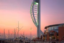 Portsmouth, my home.