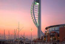 United Kingdom - London / Portsmouth