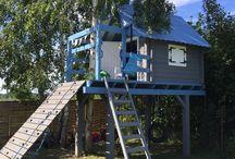 Grand House / Domy drewniane, domki letniskowe
