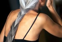 A whiter Shade of Pale; Keeping Things Natural / Gorgeous Grey Hair