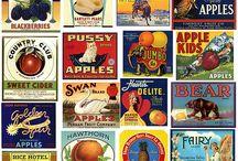 Labels / Bilder och affischer