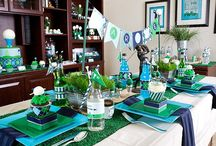 Party ideas by MIETERS / Best ideas on how to dress your party