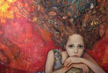 Art - Women / by Lynne Rainer