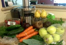 Juicing / by Lorie Guiles